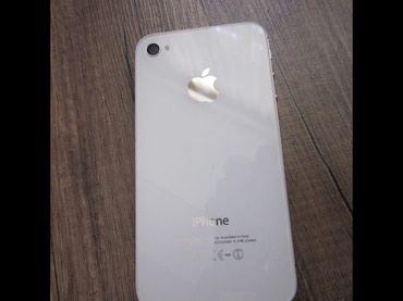 iphone 4s telefon - Azərbaycan: İşlənmiş iPhone 4S Ağ