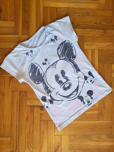 Majica bruce lee - Srbija: Majica bruseni pamuk,kao nova,nosena jednom.Odgovara velicinama S/M