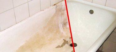 эмалировка ванн в Кыргызстан: Эмалировка ванн + Реставрация ванны жидким акрилом. Ваша ванная будет