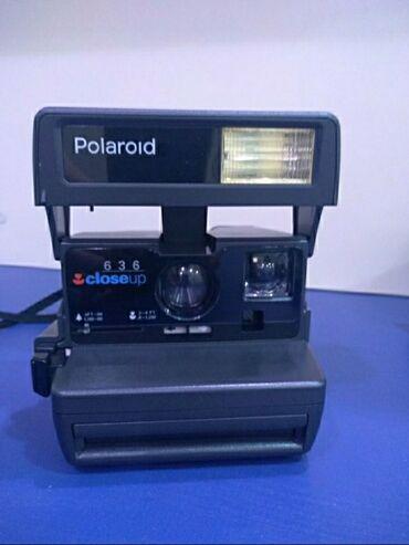 Şekilleri tez cixaran Polaroid aparati problemi yoxdur