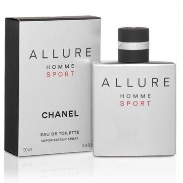 chanel 5 в Кыргызстан: Chanel Allure home sport!!! Стиль в движении. Свежий чувственный