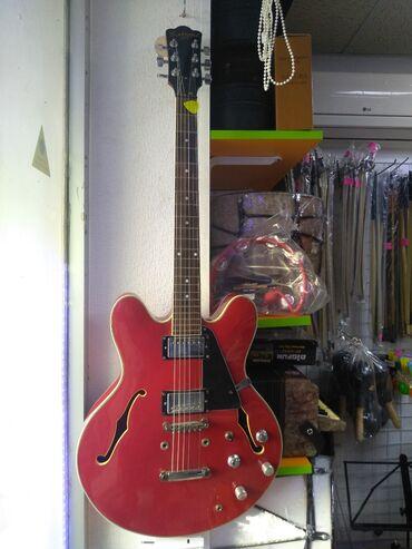Musiqi alətləri - İmişli: Gitaralar