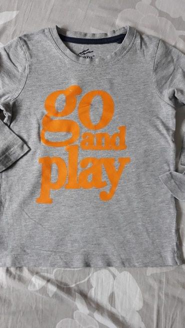 LUPILU majica na dug rukav za decaka, velicina trojka - Valjevo