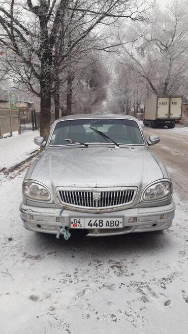 волга 31105 крайслер в Кыргызстан: ГАЗ 31105 Volga 2.4 л. 2004