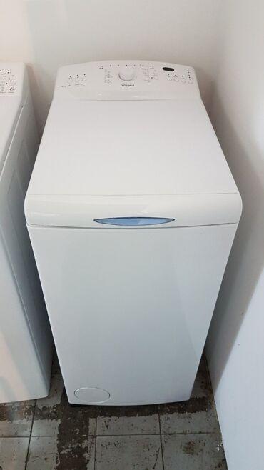 Masina za ves - Srbija: Odozgo Mašina za pranje Whirlpool 6 kg