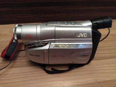 Videokamera satılır JVC firması.İshtek vəziyətdədi.Cemi 100azn