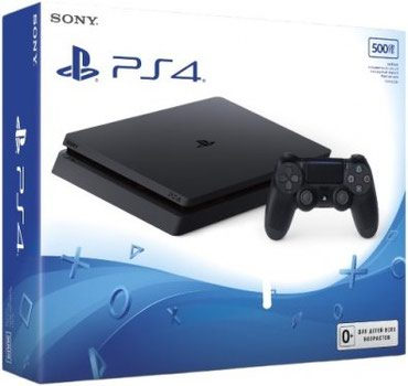 PlayStation 4 Slim 500GB! в Бишкек