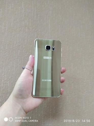 Samsung-a-3 - Кыргызстан: Продается телефон SAMSUNG S6 EDGE + память 32г оперативная 3 . камера