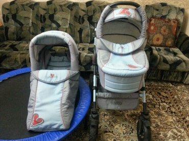 детские коляски 2 в 1 в Кыргызстан: Продаю детскую коляску 2 в 1, в отличном состоянии, пр-во польша, все