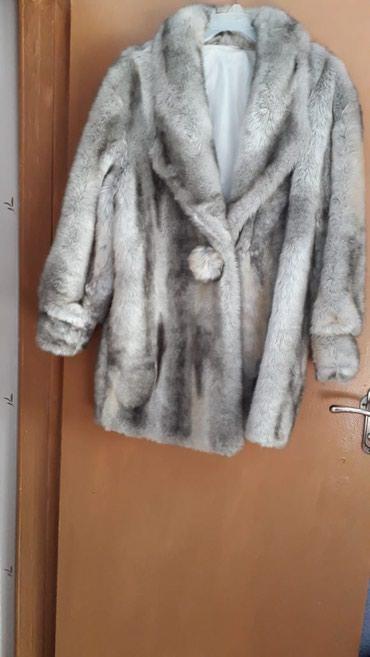 Эффектная красивая шубка из Кореи для модной женщины размер 48 в Кара-Балта