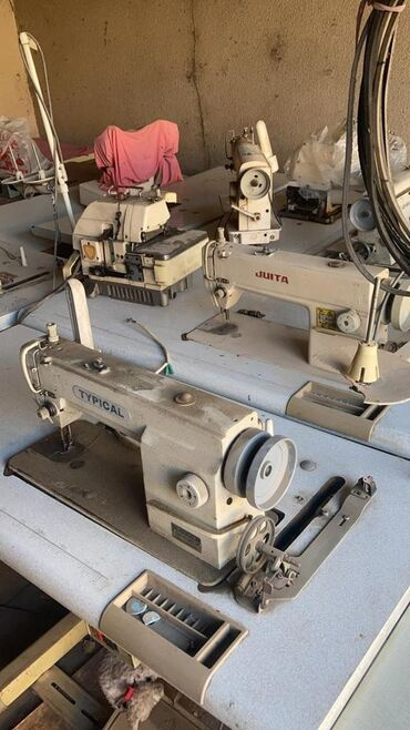 пятинитка в Кыргызстан: Швейные машинки б/у продаю прямострочки, пятинитки, распашивалка