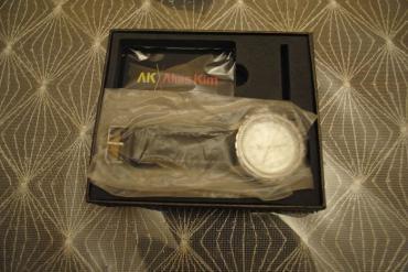 ak sahəsi ordo - Azərbaycan: AK Homme kiwi qol saati satilir. Yenidir, istifade edilmeyib, salafani