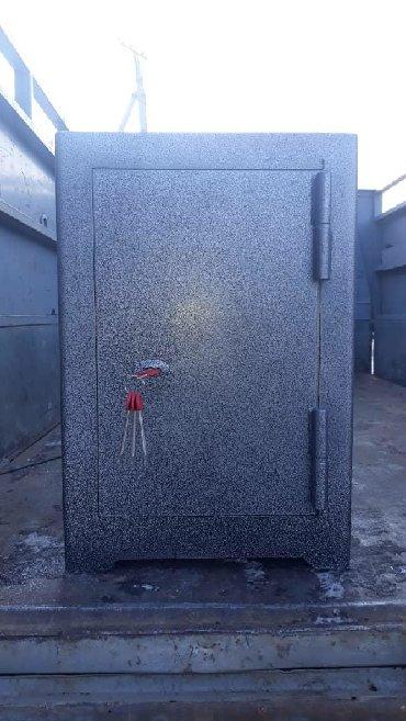 Сейфы - Кыргызстан: Сейф песочный огнеупорный