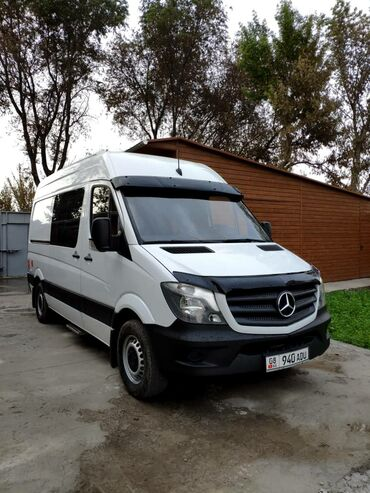 Mercedes-Benz в Кыргызстан: Mercedes-Benz Sprinter 2.2 л. 2011 | 350000 км