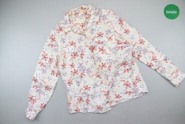 1537 объявлений: Жіноча сорочка з квітковим принтом Essentials Collection, р. М   Довжи