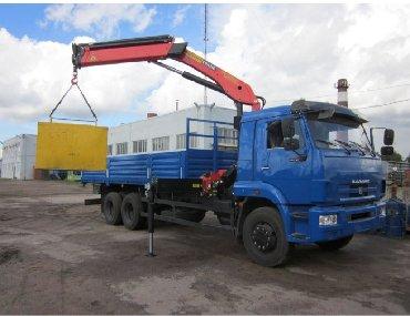 Эвакуатор кран манипулятор - Кыргызстан: Манипулятор кран 2000