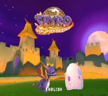 PS2 & PS1 (Sony PlayStation 2 & 1) Azərbaycanda: Spyro - Year of the Dragon.Ps1 üçün.Yenidir
