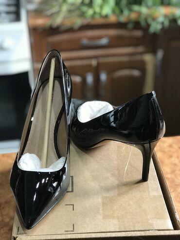 bosonozhki-42 в Кыргызстан: Туфли лаковые, черные. Заказывали из Америки. 42 размер - широкие