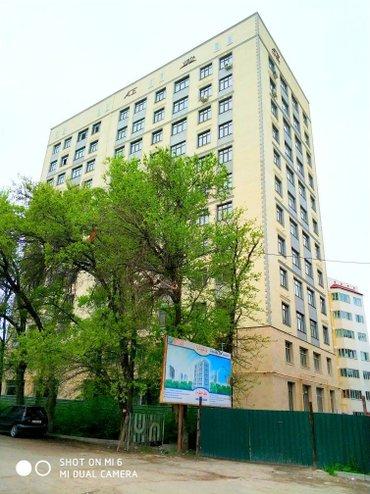 Продаю 1 ком кв псо. застройщик АДЭ констракшен адрес: пр. Манаса/Ахун в Бишкек