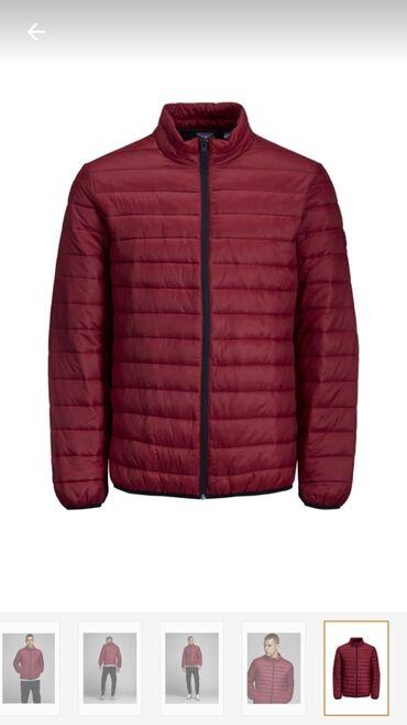 sumka firmy david jones в Кыргызстан: Продаю куртку Jack & Jones, размер L, заказывали из Турции