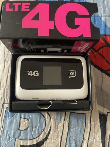 Срочно продаю карманный Wi-fi 4G роутер О с симкартой ооочень в хороше