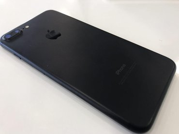 IРhone 7 Plus 32GB Black в Бишкек