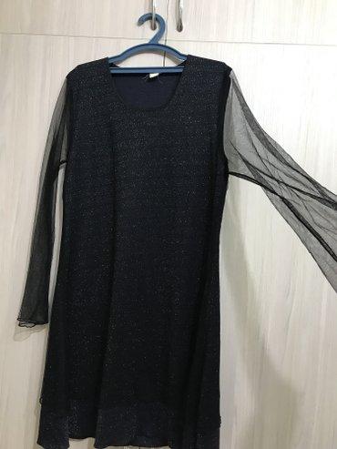 Продаю платье, темно-синие коктельное в Бишкек