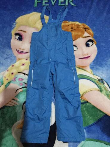 Impidimpi ski pantalone,vel.110/116(5-6 god.).Uži model,bez