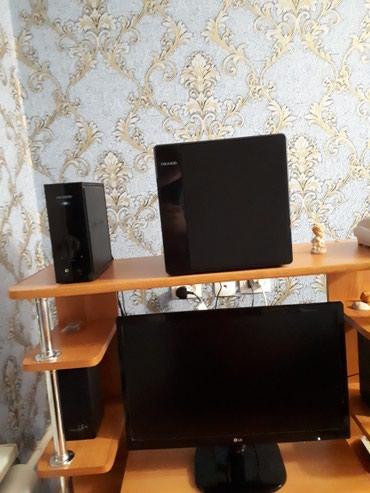 динамик в Кыргызстан: Колонки mikrolab 55 Ват. С басами. Работают отлично. Срок