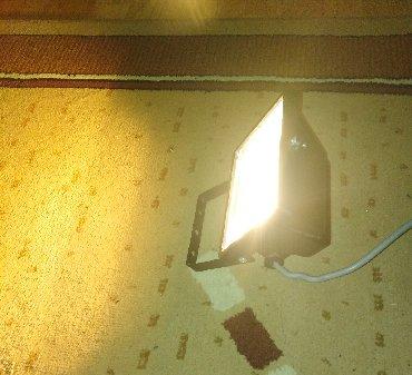 Ostali kućni aparati | Nova Pazova: Reflektor sa slike,nov, halogena sijalica 150 W, sa 6 m kablasve kao