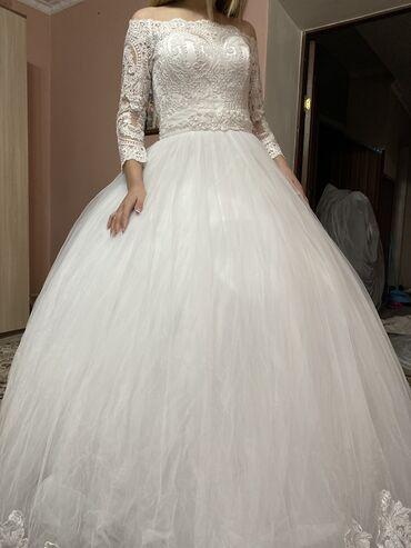 Свадебные платья и аксессуары - Кыргызстан: Распродажа красивых платьев, каждая