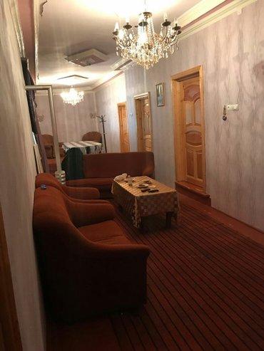 Gəncə şəhərində Gencede 41 mektebin yani 3 otag 1 zal hamam tualet remontlu 95000