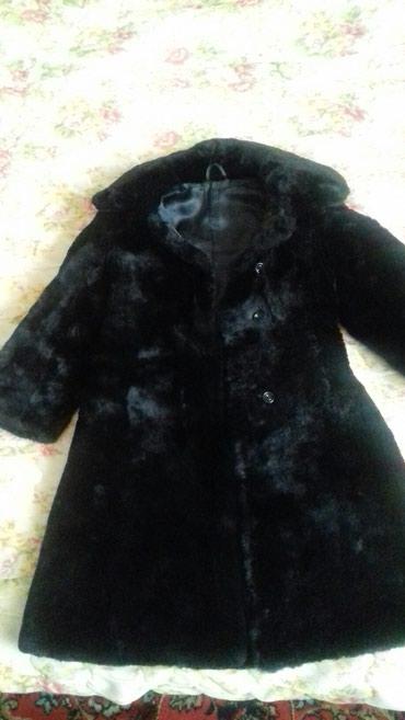 Продаю  б/у детскую  шубу на 6-8 лет,  в Бишкек