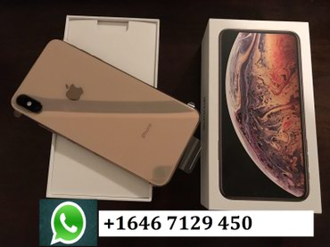 IPhone Xs Max 256gb in box в Домбрачи