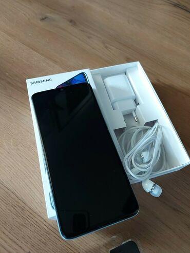 Samsung A70 | 128 GB | Άσπρο | Καινούργιο