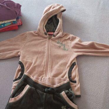 Ostala dečija odeća | Bela Crkva: Panterova trenerka br 4 za devojcice
