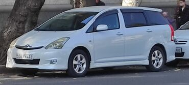авто из армении в кыргызстан in Кыргызстан   ГРУЗОВЫЕ ПЕРЕВОЗКИ: Toyota WISH 1.8 л. 2006   140000 км