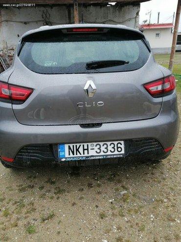 Renault Clio 1.2 l. 2015 | 121000 km