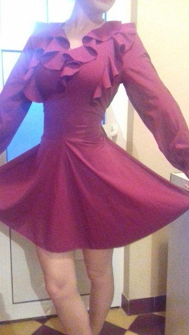 Nova leprsava haljinica, od laganog i prijatnog materijala,univeezalna - Cacak