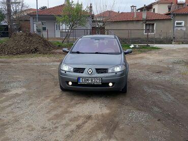 Renault Megane 1.5 l. 2003 | 196000 km