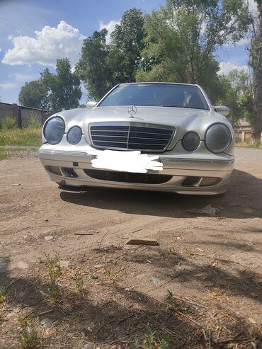 Mercedes-Benz E 320 3.2 л. 2002