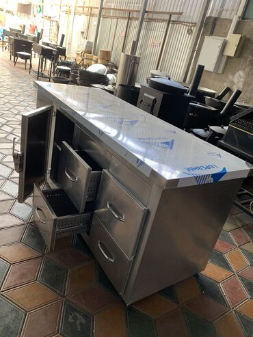 морозильник бишкек дордой Кыргызстан: Стол холодильник, стол морозильник, стол холодильник для пиццы, стол х