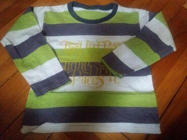 Pamucne lepe mekane majice dug rukav.od 2-3godine. Pogledajte i ostale