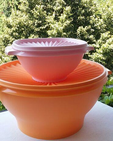 Tupperware - Srbija: Dekorativne činije za salatu Tupperware