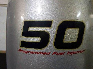 Водный транспорт - Кыргызстан: 50 л. С. Б/у лодочный мотор Honda BF50 EFI.2010 г. Выпуска, пр-во
