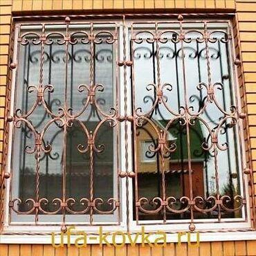 Сварка | Решетки на окна