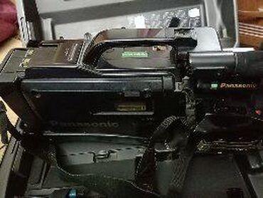 Videokamera Panasonic M 3000 yaxsi vəziyyətdədir.Real Alana endirim