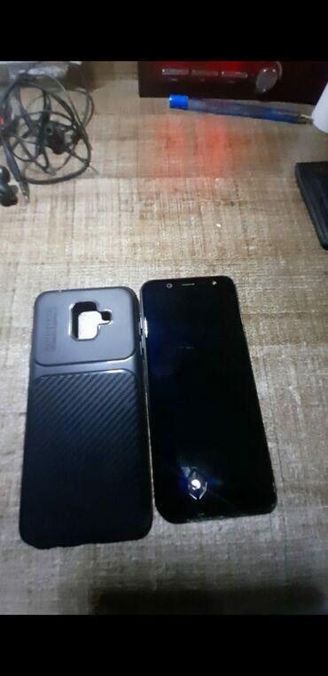 samsung a6 qiymeti bakida в Азербайджан: Samsung a6 2018 64 yadsa her biseyo var karpkasi da var satilir