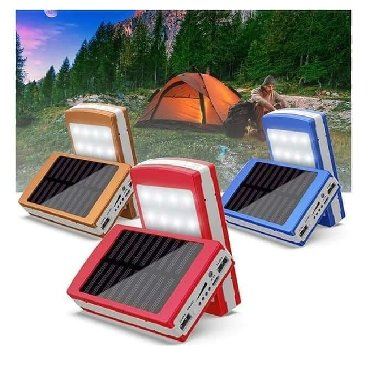 Solarni power Bank punjacSolarni power bank eksterna baterija