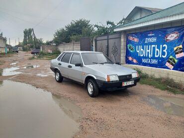 Автомобили - Чок-Тал: ВАЗ (ЛАДА) 21099 1.5 л. 2003
